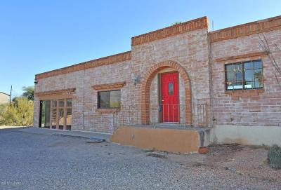 Tucson Single Family Home For Sale: 901 W Roller Coaster Road
