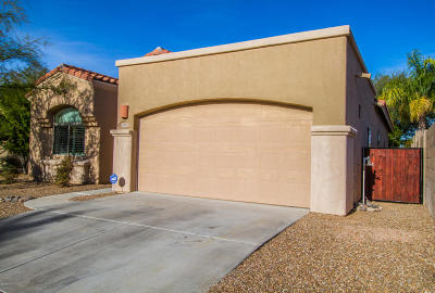 Tucson Single Family Home For Sale: 7552 W Siesta Rock Drive
