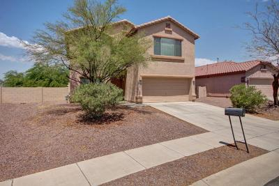 Tucson Single Family Home For Sale: 5727 W Shady Grove Drive