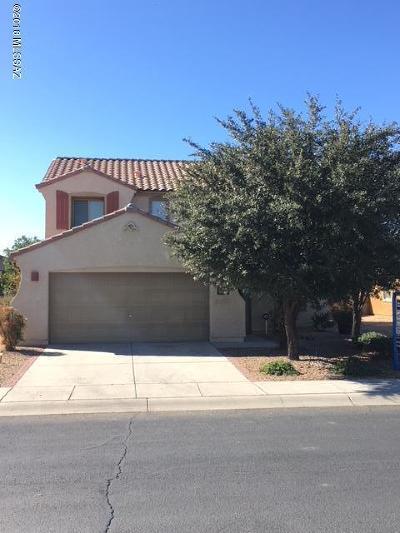 Marana Single Family Home For Sale: 12599 N Cottonseed Lane