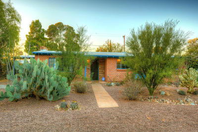 Tucson Single Family Home For Sale: 2918 E Exeter Street