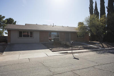 Tucson Single Family Home For Sale: 9342 E Calle Kuehn