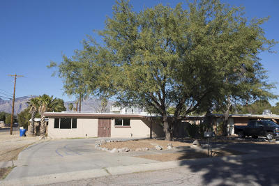 Tucson Single Family Home For Sale: 6001 E Seneca Street