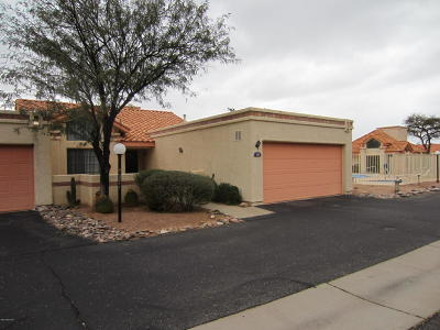 Pima County Condo For Sale: 16 E Horizon Circle