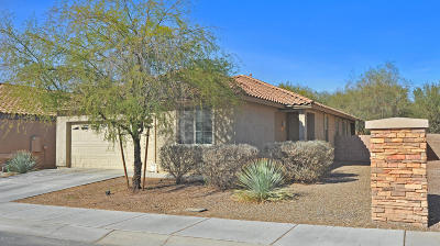 Marana Single Family Home For Sale: 11822 W Farmall Drive