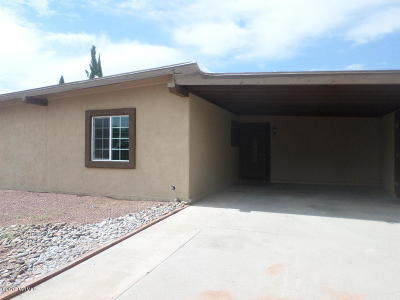 Tucson Single Family Home For Sale: 7049 E Paseo San Andres