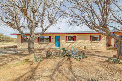 Tucson Single Family Home For Sale: 15966 N Capstan Avenue