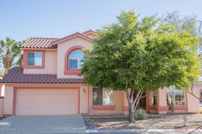 Pima County Single Family Home For Sale: 9830 N Double Diamond Place