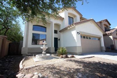 Sahuarita Single Family Home For Sale: 33 W Camino Presidio Quemado