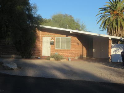 Tucson Single Family Home For Sale: 610 N Palo Verde Boulevard