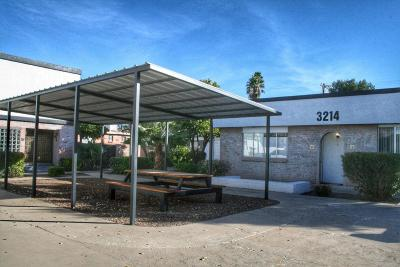 Tucson Residential Income For Sale: 3214 E 4th Street