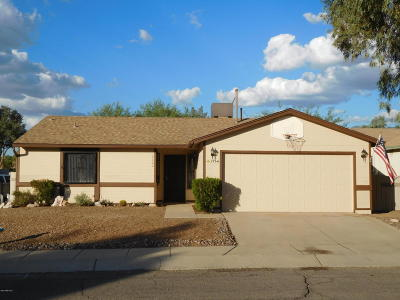 Pima County Single Family Home For Sale: 2834 W Sandbrook Lane