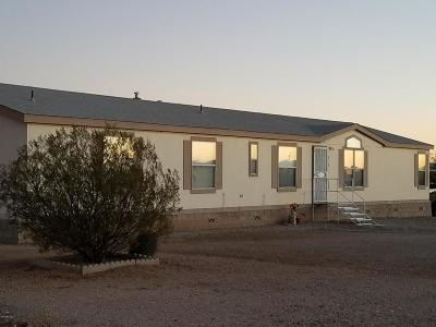 Pima County Manufactured Home For Sale: 4701 S Agave Ranch Drive