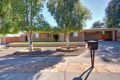 Tucson Single Family Home For Sale: 7920 N Casimir Pulaski Avenue