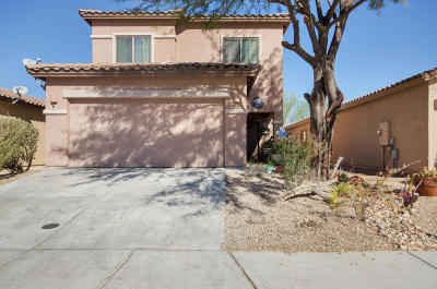 Tucson Single Family Home For Sale: 7681 E Majestic Palm Lane