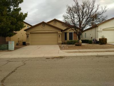 Pima County Single Family Home For Sale: 9109 E Muleshoe Street
