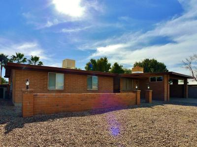 Pima County Single Family Home For Sale: 3201 W Massingale Road