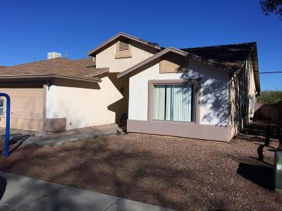 Tucson Single Family Home For Sale: 3150 W Monmouth Street