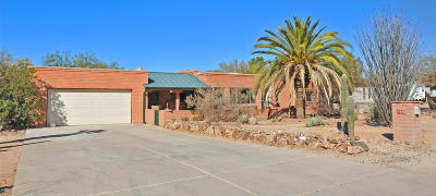 Tucson Single Family Home For Sale: 1928 W Paseo Cuenca