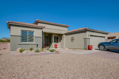 Green Valley Single Family Home Active Contingent: 5116 S Via Loma Verde