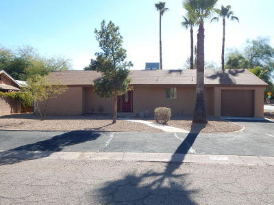Tucson Single Family Home For Sale: 4302 E 14th Street