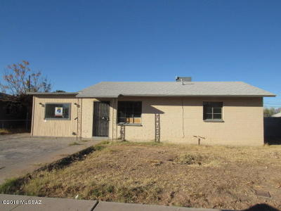 Tucson Single Family Home For Sale: 1941 E Fayette Vista