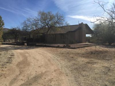 Tucson Single Family Home For Sale: 11150 E Calle Aurora