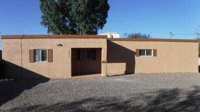 Tucson Single Family Home For Sale: 244 W Aragon Road
