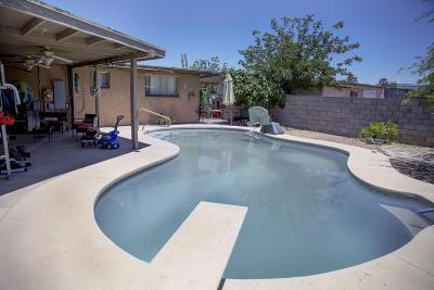 Tucson Single Family Home Active Contingent: 1740 E Alaska