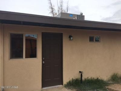 Tucson Single Family Home For Sale: 2040 S Plumer Avenue