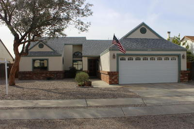 Tucson Single Family Home For Sale: 4321 W Sungate Place