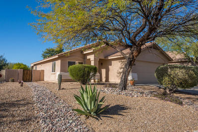 Oro Valley Single Family Home For Sale: 13237 N Classic Overlook Court