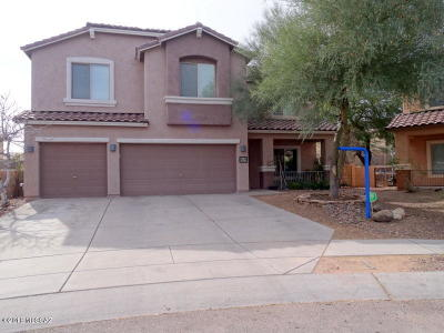 Single Family Home For Sale: 14438 S Camino Guadal