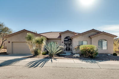 Green Valley Single Family Home For Sale: 778 E Josephine Canyon Drive