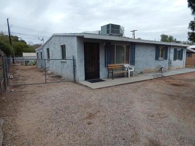 Tucson Single Family Home For Sale: 3333 N Howard