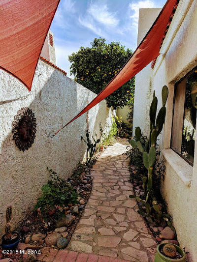 Tucson Townhouse For Sale: 7554 E Via Cornucopia