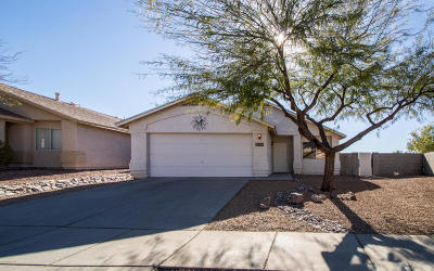 Tucson Single Family Home For Sale: 10206 E Desert Crossings Way
