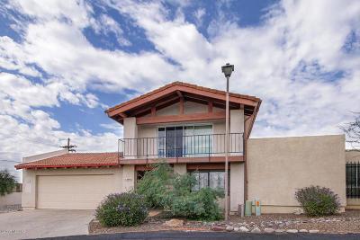 Tucson Townhouse For Sale: 5601 N Camino De La Noche