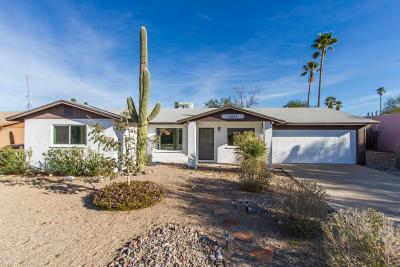 Tucson Single Family Home For Sale: 4068 W Soledad Place