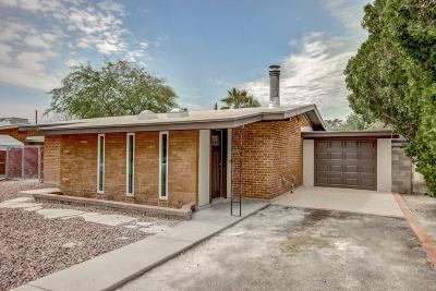 Tucson Single Family Home For Sale: 4044 E Deseret Drive