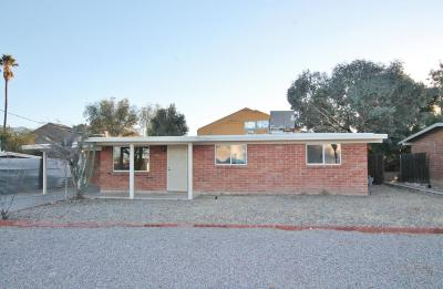 Tucson Single Family Home For Sale: 4006 N Fremont Avenue