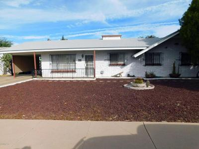 Tucson Single Family Home For Sale: 6101 E 34th Street