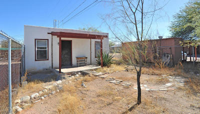 Tucson Single Family Home For Sale: 1820 N Fremont Avenue