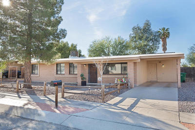 Tucson Single Family Home For Sale: 2357 W Las Lomitas