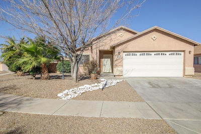 Tucson Single Family Home For Sale: 1790 W Lavender Mountain Place