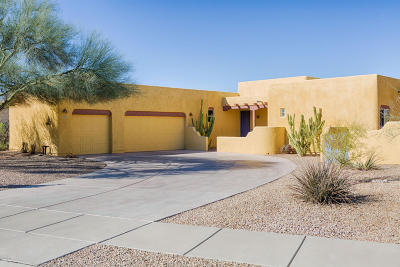 Tucson Single Family Home For Sale: 11721 N Diamond Cholla Place