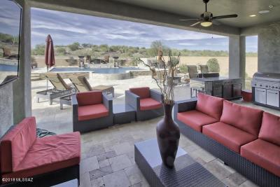 Oro Valley Single Family Home For Sale: 10435 N Elizabeth Morning Place