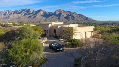 Oro Valley Single Family Home For Sale: 975 W Broken Stone Place