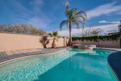 Single Family Home For Sale: 14973 S Theodore Roosevelt Way