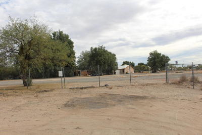 Tucson Residential Lots & Land Active Contingent: 842 W 18th Street